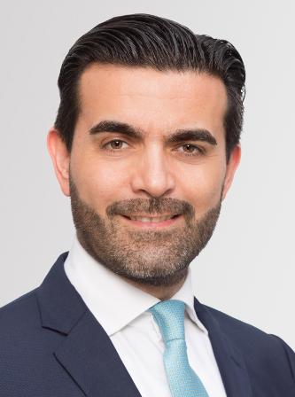 Foto: Vizepräsident Ömer Köksal