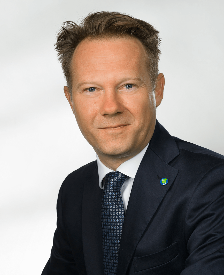 Foto: Generalsekretär Wolfgang Steinmann