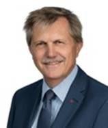 Foto: Vizepräsident Hans Fein
